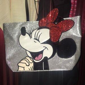 Disney Minnie Rocks the Dots purse